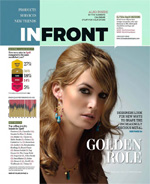 InFront Magazine Cover